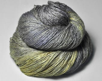 Door 10 - Advent calendar 2017 - Tussah Silk Lace Yarn