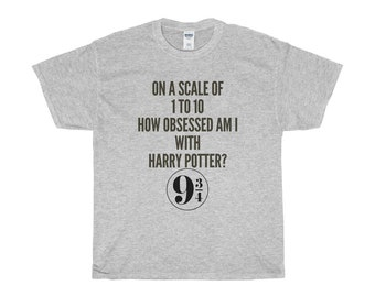 9 3/4 OBSESSED Graphic Tee
