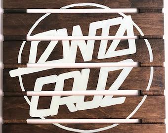 14x14 Santa Cruz Logo