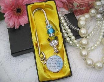 Key Finder, Handbag Key Finder, Beaded Key Finder, Best Friend's Gift, Mother's Gift, Sister's Gift, Retirement Gift, BEST FRIEND.