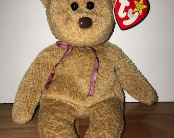 Curly 1996 Original Beanie Baby