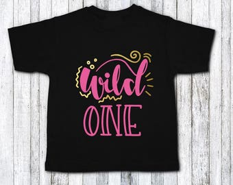 First birthday shirt - Birthday girl shirt - first birthday party - first birthday present - first birthday gift idea