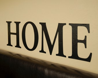 Home - Wall Decal