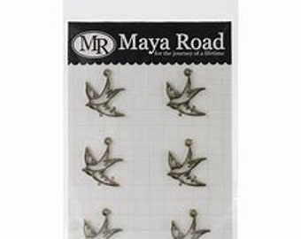 Maya Road Soaring Bird Charms