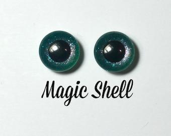 Eyechips 13 mm - Coloris Magic Shell   Taille Pullip Modèles Récents