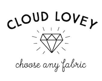 Lovey Choose Any Fabric. Lovey. Custom Lovey. Mini Baby Blanket. Security Blanket. Lovie. Minky Lovey.