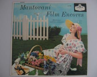 Mantovani - Film Encores - Circa 1957