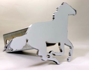 Running Horse Hitch Cover