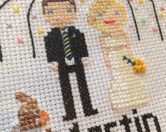 Family Cross Stitch