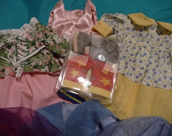 Used clothes for 18 inch dolls