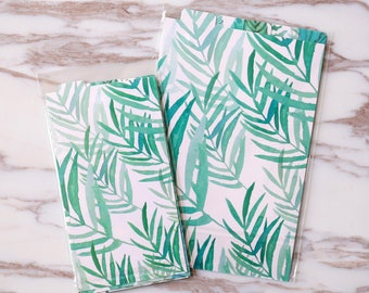 Leaves  Planner Dividers/A5 dividers /Personal dividers /Planner divider set /Filofax dividers /landscape painting dividers