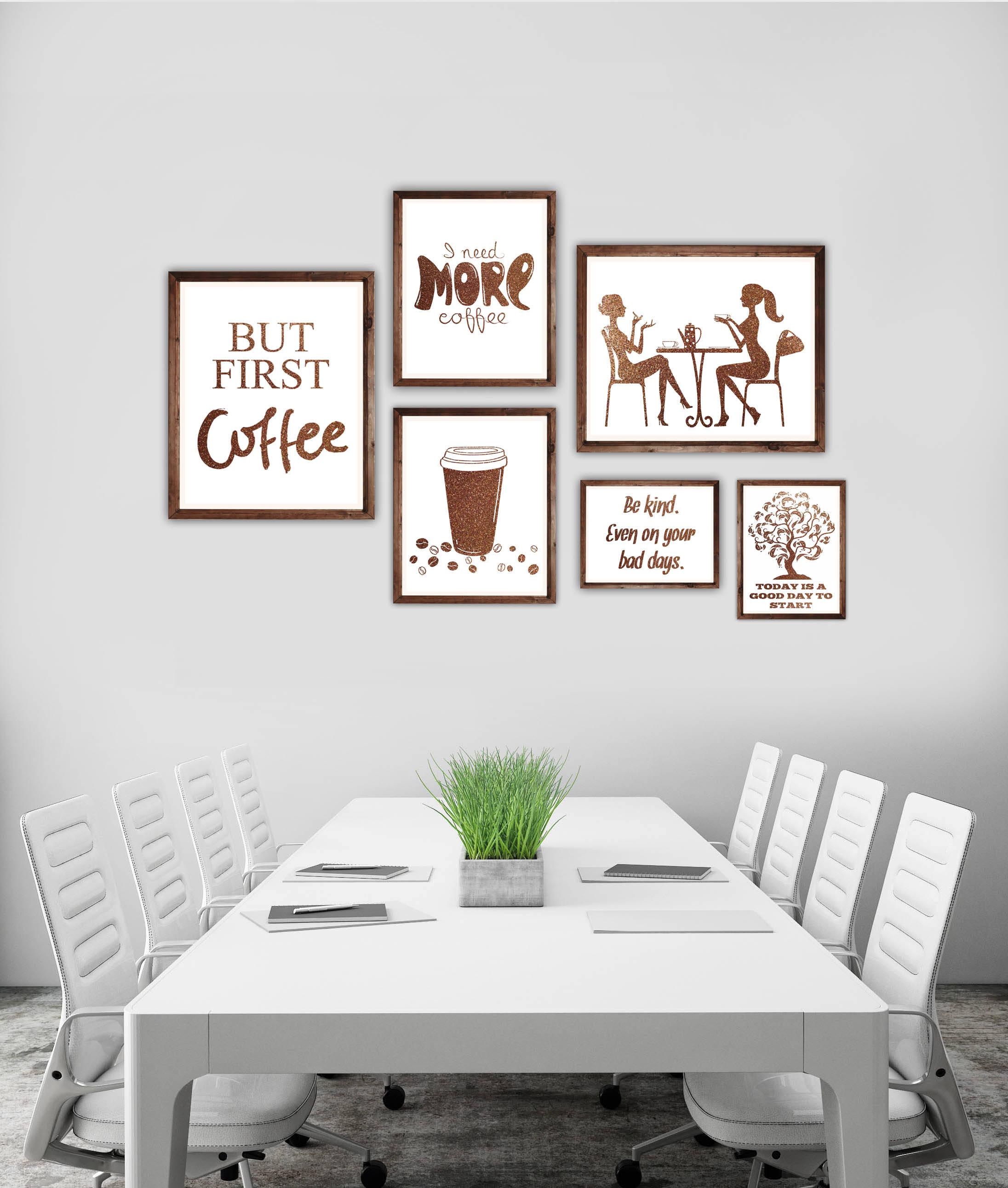 Groß Küche Kaffee Dekor Bilder - Ideen Für Die Küche Dekoration ...