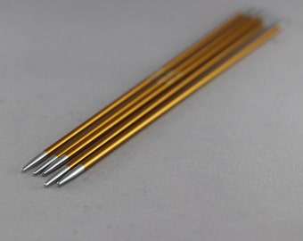 KnitPro Zing Double Pointed Needles 15 cm 2.25 mm