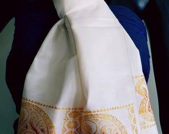 Pure Handmade Silk Scarf