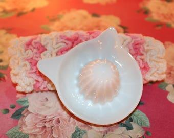Vintage porcelain Lemon Reamer