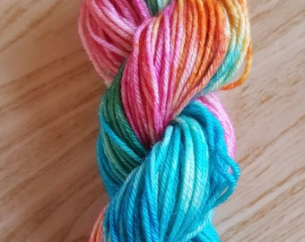 Hand dyed mini skein - OOAK