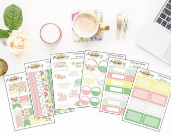 CUTE COLLECTION || Mini Sheets