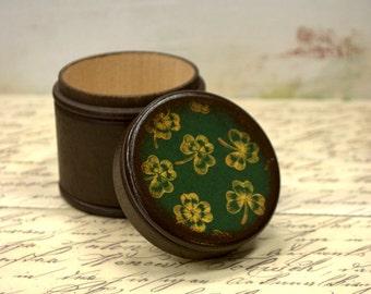 Irish ring box Etsy