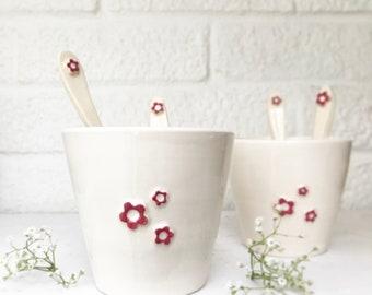 Flower Bellini Beaker