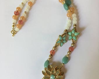 Desert Flower Necklace