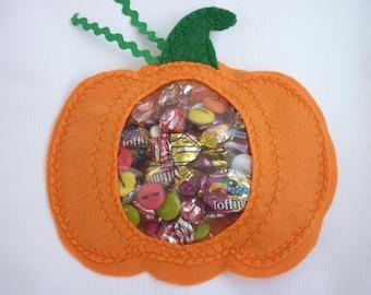 PDF patterns Halloween pumpkin