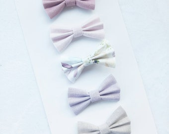 LIMITED EDITION - Pastel Garden Mini Bow Set - April 2018