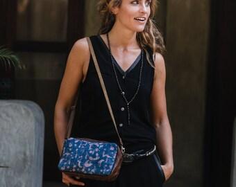 Boho Crossbody Purse Bag- Women Handbag, Boho Bags, Crossbody Handbag, Womens Bag, Small Handbag, Side Bag, Boho Gift For Her