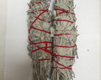 White california organic sage *** 10'' white sage 3 for 15.00 ***
