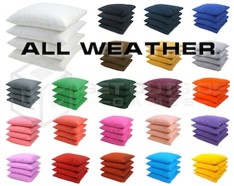 4 Classic Series Cornhole Bags – All Weather