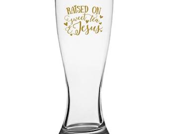 Pilsner Glass - Sweet Jesus