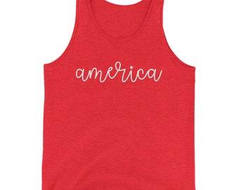 America tank | America shirt | Independence Day tank | 4th of July tank | 4th of July shirt | Freedom shirt | Freedom tank | July 4th tank