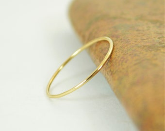 14k gold ring Etsy