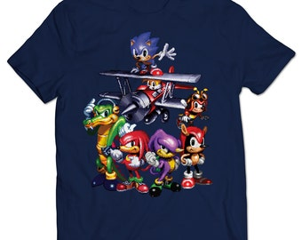 Knuckles' Chaotix T-shirt