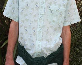 Valentino Uomo button up shirt