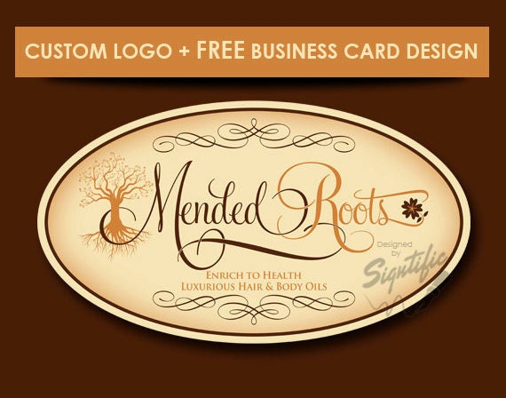 Custom product label free business card design brown and copper custom product label free business card design brown and copper logo custom product label hair oil logo oval logo with clipart reheart Choice Image