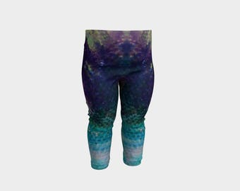 Evening Sky Baby Leggings