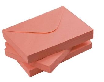 Pink Envelopes   Set of 50   120g   Pink Envelopes