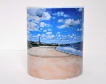 Tynemouth Longsands Mug