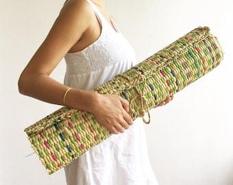 Meditation Mat (Organic Grass weave)