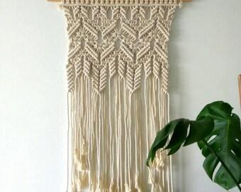 Tassel Macrame Wall Hanging Macram 233 Bohemian Weaving Wall Art