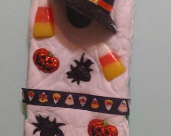 Handmade Halloween decoden iPhone 6 case