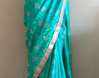 Desiner saree and blouse