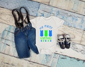 My First Easter One Piece, My First Easter Baby Shirt, Easter, My First Easter Shirt, Baby T-Shirt, My 1st Easter, My First Easter T-Shirt