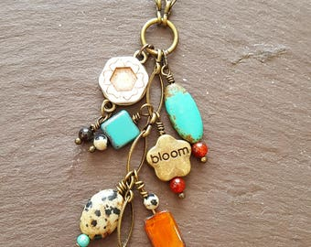 Charm-ing Pendant Necklace