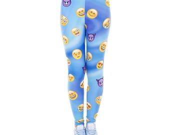 Emoji sport leggings