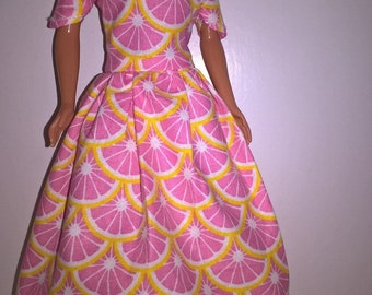 Dress for 11 1/2 inch doll