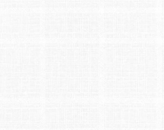 Elevation in White- Friedlander by Carolyn Friedlander for Robert Kaufman