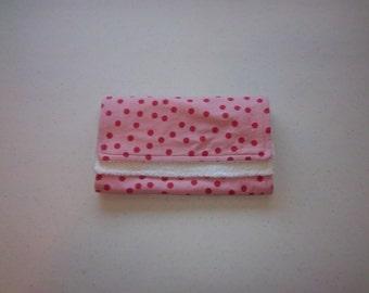 Sweet Dot Burp Cloth
