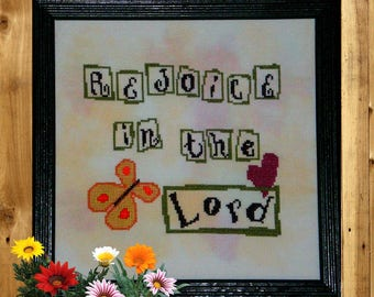 Rejoice in the Lord - downloadable file
