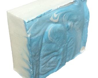 Handmade Natural Soap w/ Juniper Berry Essential Oil
